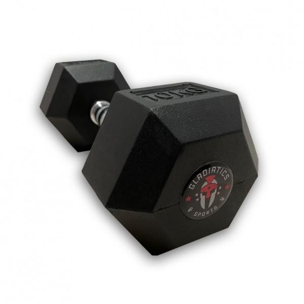 Hex Dumbbell (Hexagonale Kurzhantel) von GLADIATICS Sports