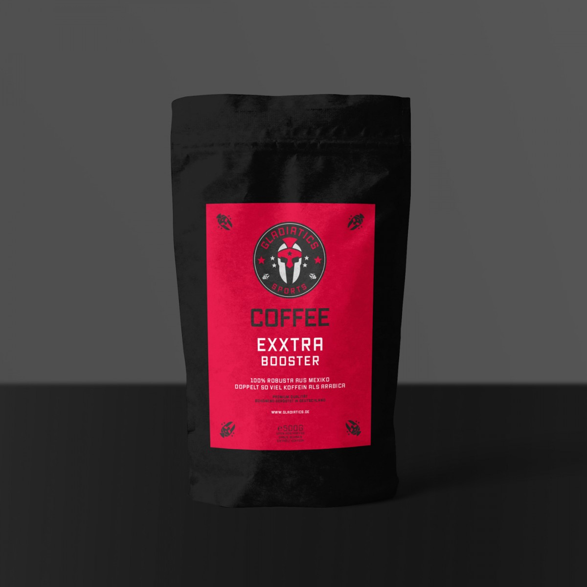 GLADIATICS Coffee - Extra starker Kaffee
