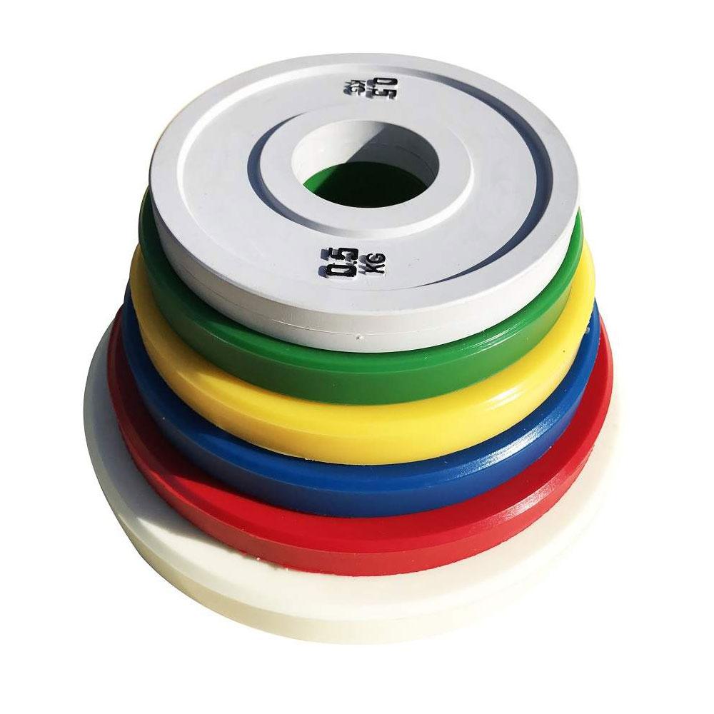 Fractional Plates Set 15kg