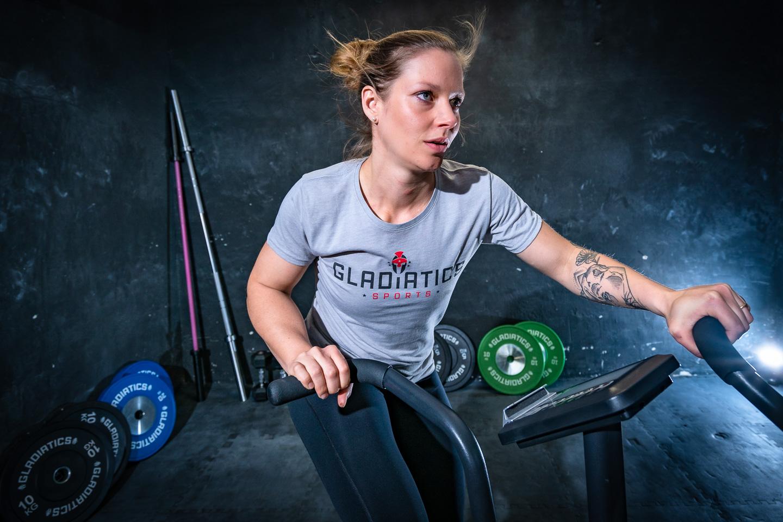 GLADIATICS Sports - T-Shirt silver